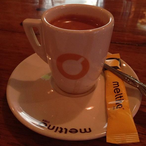 Meltino Espresso - Allegro Seafood Grill, Newark, NJ