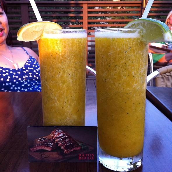 Green Mango Mojito - Bâton Rouge Steakhouse & Bar - Scarborough, Scarborough, ON