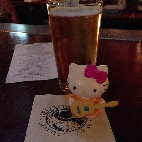 Rainer Beer - Belltown Pub, Seattle, WA