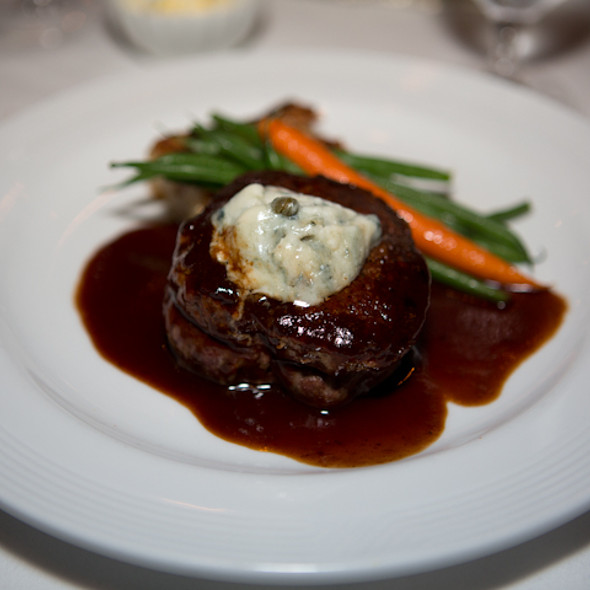 Filet Mignon - Cafe Provence, Prairie Village, KS
