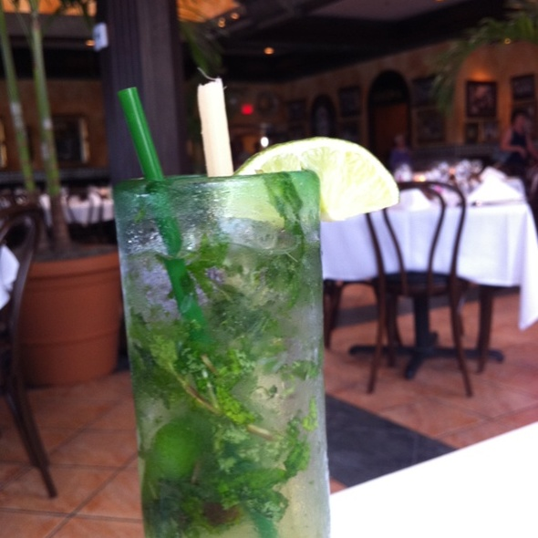 Mojito - Columbia Restaurant - SandKey, Clearwater, FL
