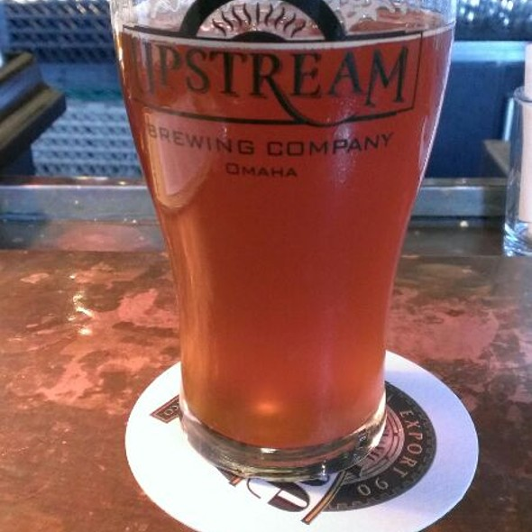 Flagship Ipa - Upstream Brewing Company - Old Market, Omaha, NE
