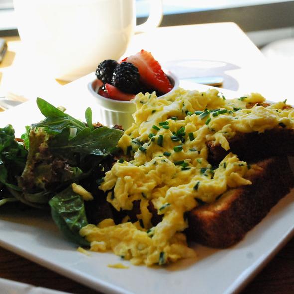 Eggs and Chives - La Bergamote - Hell's Kitchen, New York, NY
