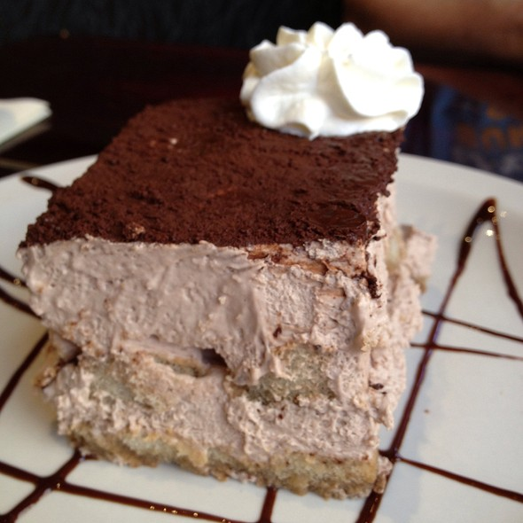 Tiramisu - Birraporetti's - Theater District, Houston, TX