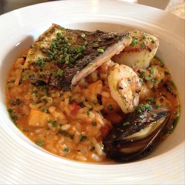 Seafood Risotto - Etoile Cuisine Et Bar, Houston, TX