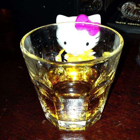 So Co Shot Bought By A Kind Stranger - Belltown Pub, Seattle, WA