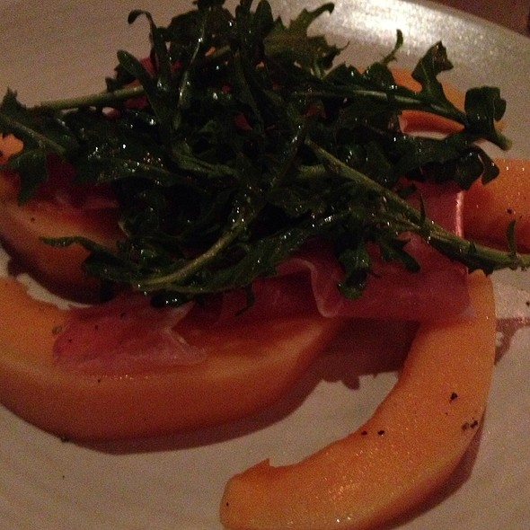 Procuitto And Melon - Osteria La Buca, West Hollywood, CA