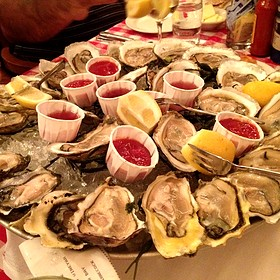 Grand Central Oyster Bar Restaurant New York Ny Opentable