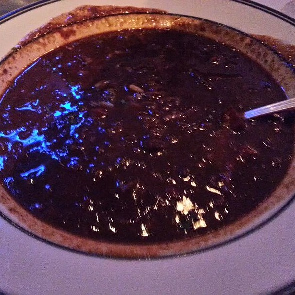 seafood gumbo - Oceanaire Seafood Room - Dallas, Dallas, TX