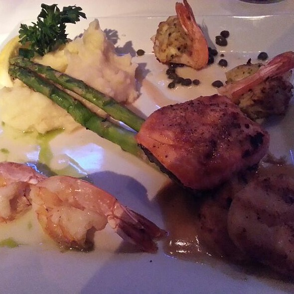 Seafood Mixed Grill - Oceanaire Seafood Room - Dallas, Dallas, TX