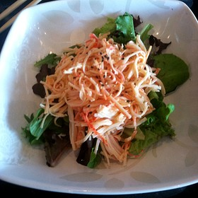 Image result for spicy crab salad