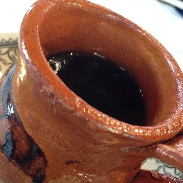 Cafe De Olla - Enrique, Mexico City, CDMX