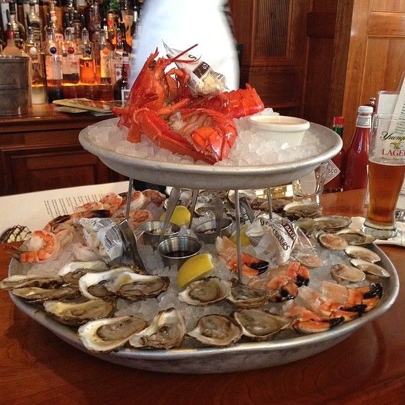 The Shellfish Tower - Clyde's of Gallery Place, Washington, DC