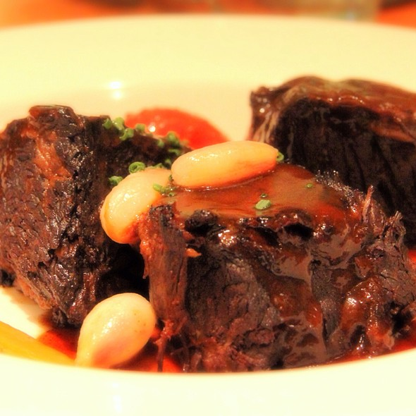 Kahlua Braised Short Ribs - The Pineapple Room by Alan Wong, Honolulu, HI