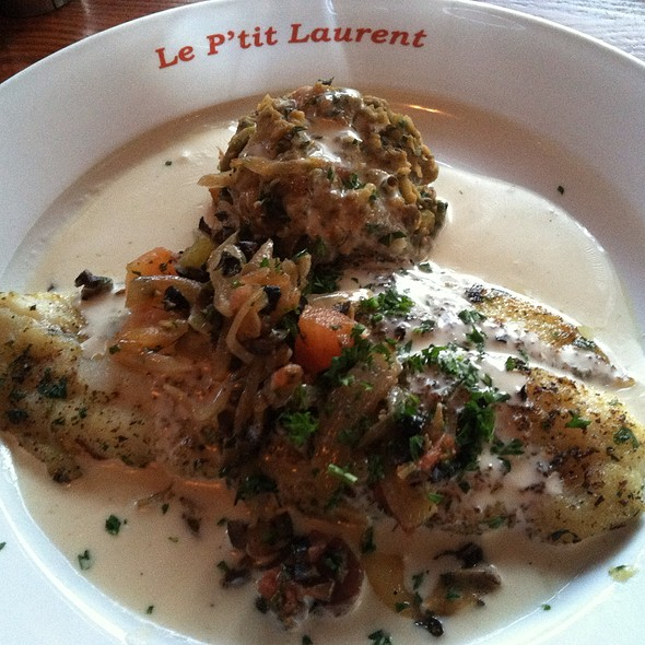 Sea bass - Le P'tit Laurent, San Francisco, CA