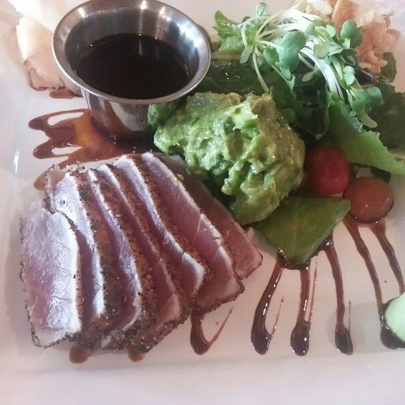 Ahi tuna - Rialto Cafe, Denver, CO