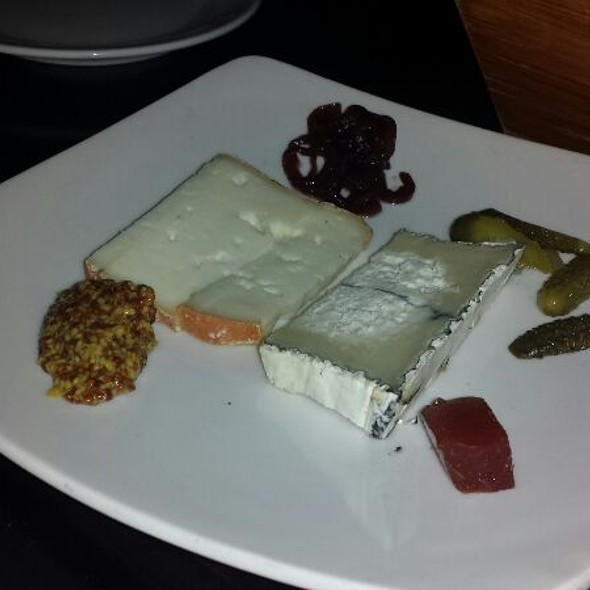 Assorted Cheeses - Unum Restaurant, Washington, DC