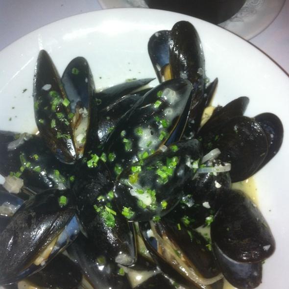 Mussels - Restaurant Orsay, Jacksonville, FL