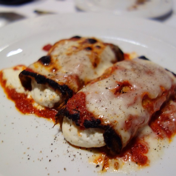 Eggplant Rollatini - Grissini, Englewood Cliffs, NJ
