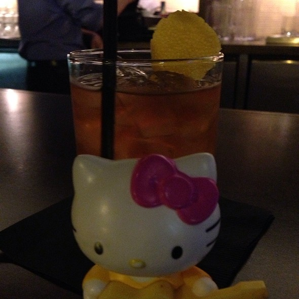 Old Fashioned By Travis:) - Wann Japanese Izakaya, Seattle, WA