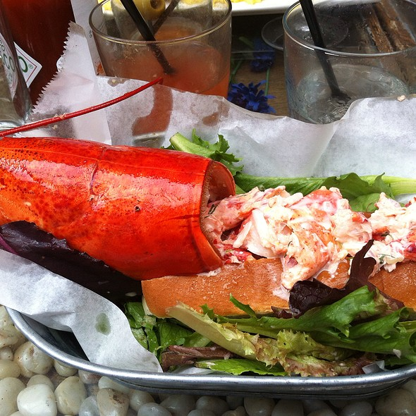 lobster roll - Hotel Chantelle, New York, NY