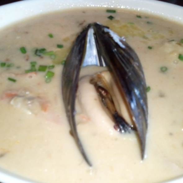 Westcoast Seafood Chowder - Boathouse New Westminster, New Westminster, BC