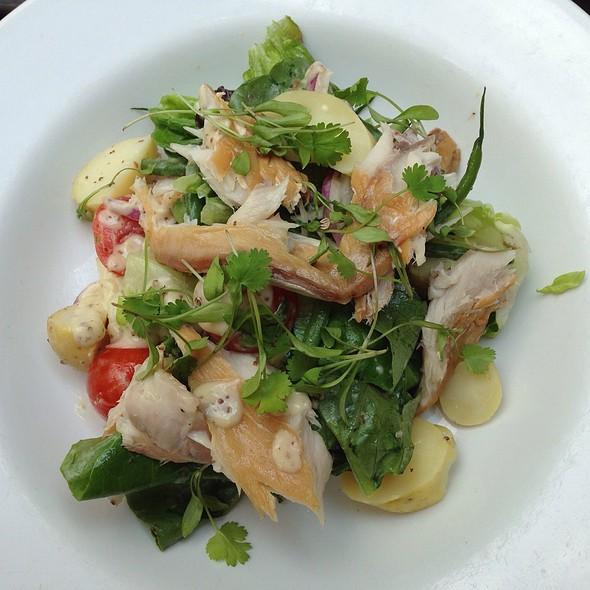 Mackerel Salad - The Roebuck, London