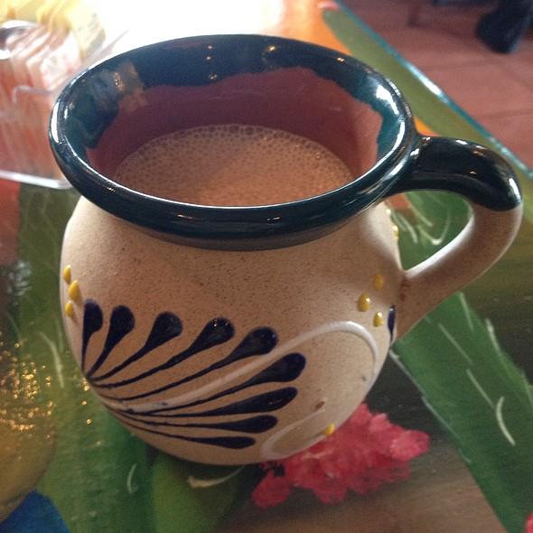 Café Con Leche - La Frontera Mexican Grill, Hackensack, NJ