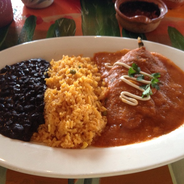 Chili Relleno - La Frontera Mexican Grill, Hackensack, NJ