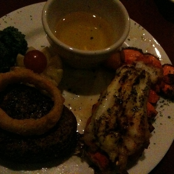 Surf And Turf - Riverfront Steakhouse, North Little Rock, AR