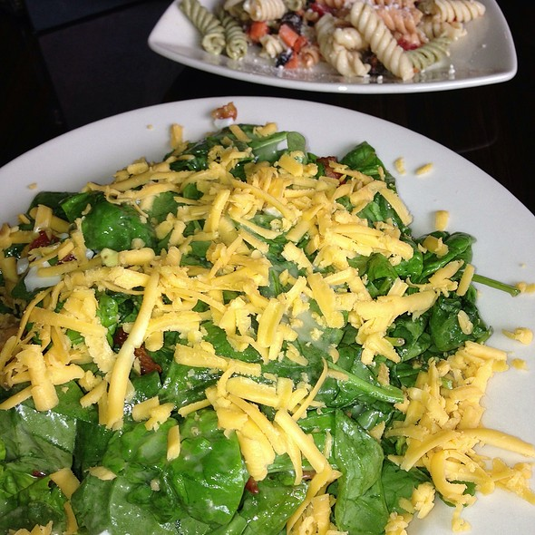 Spinach Salad - Bistro 90, Longs, SC