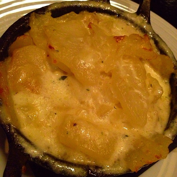 Baked Gruyere Potatoes - BakerStreet, Fort Wayne, IN