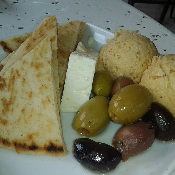 Mezze Plate - Latitudes Restaurant & Bar, Hollywood, FL