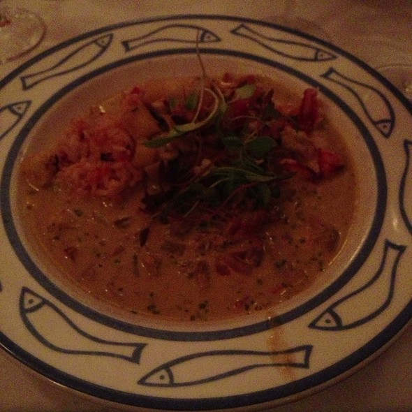 Lobster Muqueca - Havana, Bar Harbor, ME