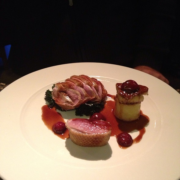 Duck And Foie Gras - Angels with Bagpipes, Edinburgh