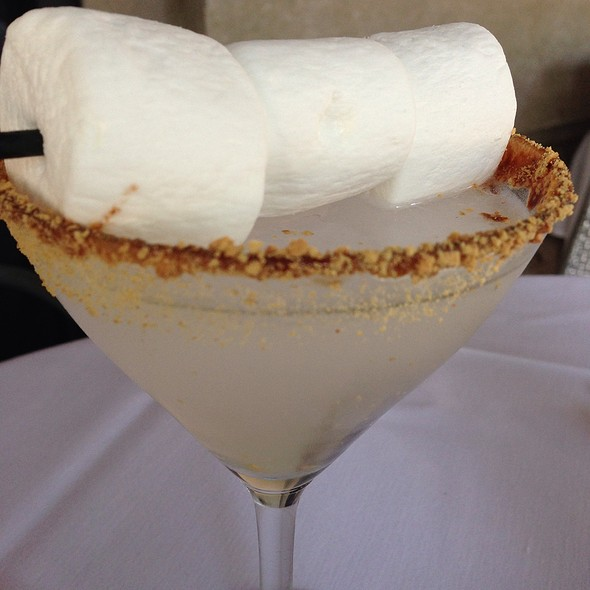 S'more Martini - 14K Restaurant & Lounge - The Hamilton DC, Washington, DC