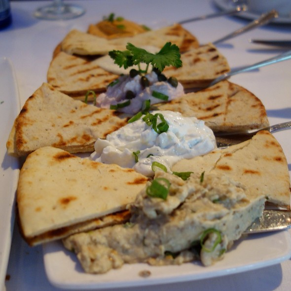 Greek Spreads - Varka Fishhouse, Ramsey, NJ