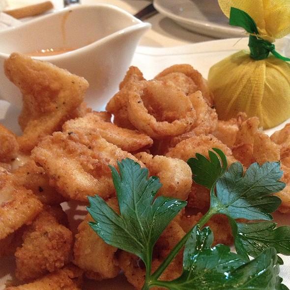 Fried Calamari - Cesco Osteria, Bethesda, MD