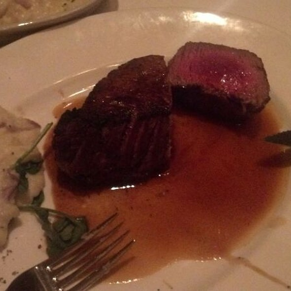 Filet and Mashed Potatoes - The Capital Grille - Indianapolis, Indianapolis, IN