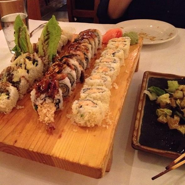 Crunchy Lobster Roll - TL's Four Seasons, Roseville, IL