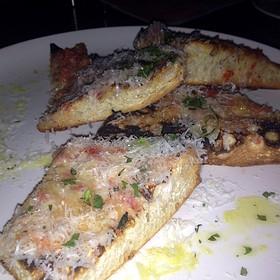 Catalan Tomato Bread - Las Ramblas at Hotel Contessa, San Antonio, TX