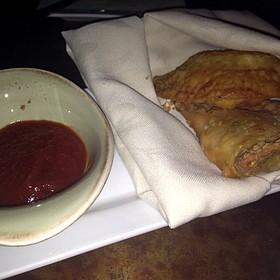 empanadas - Las Ramblas at Hotel Contessa, San Antonio, TX