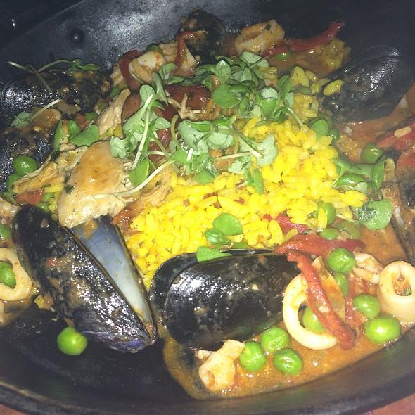 Paella - Las Ramblas at Hotel Contessa, San Antonio, TX