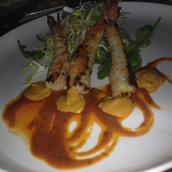 Shrimp ala Plancha - Las Ramblas at Hotel Contessa, San Antonio, TX