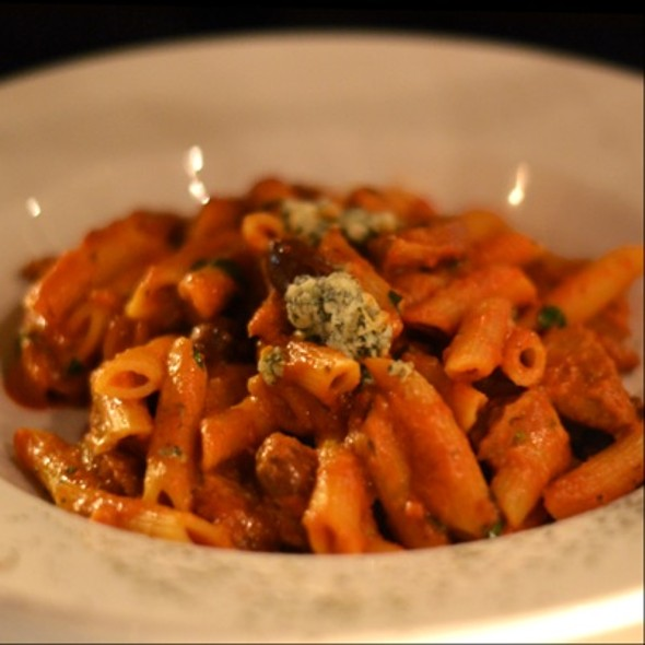 Penne Blue Cheese - Modavie, Montréal, QC
