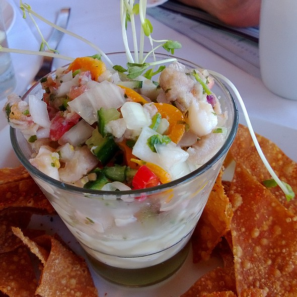 Ceviche - 333 Pacific - Steaks & Seafood, Oceanside, CA