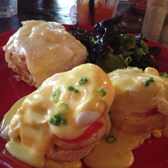 Eggs Benedict - The Malt House, New York, NY