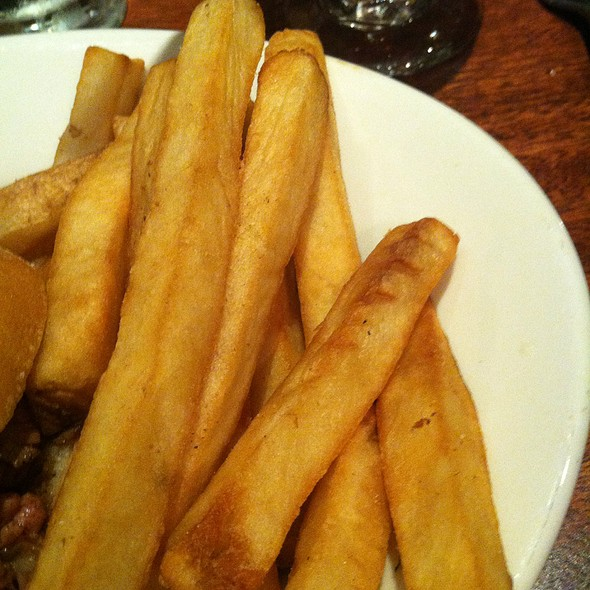 French Fries - Joe's American Bar and Grill - Boston, Boston, MA