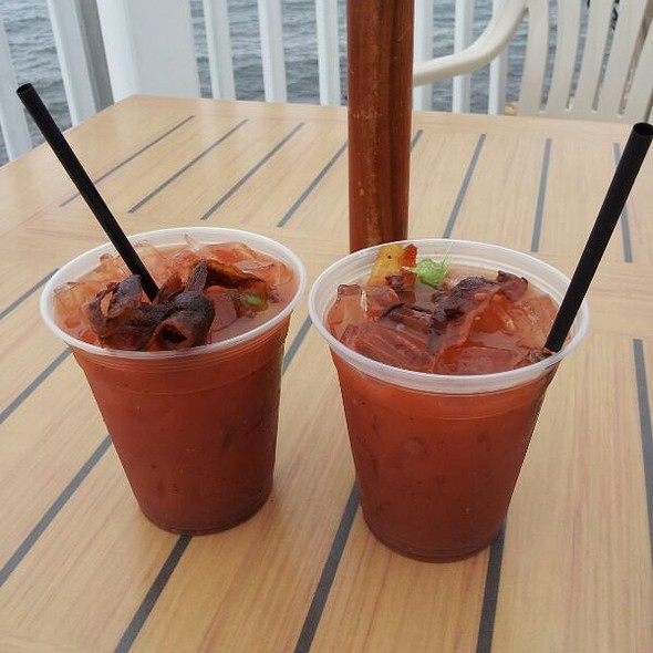 Bloody Mary - Coast Guard House, Narragansett, RI