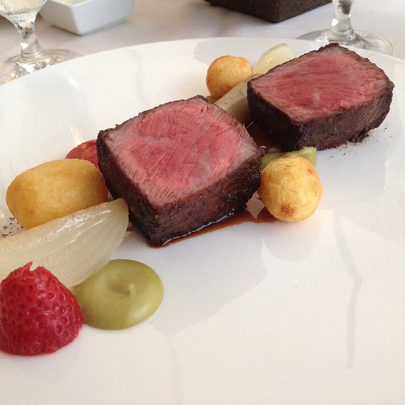 Prime Rib Steak Dinner - NINE-TEN, San Diego, CA